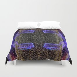 City Synthesis Duvet Cover