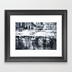 Roma - Campo dei Fiori Framed Art Print