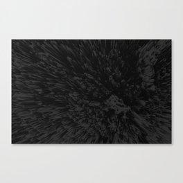 DARK WAVES Canvas Print