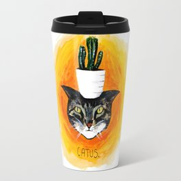 Catus. Travel Mug