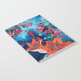 Blooming Night Garden: Twilight Notebook