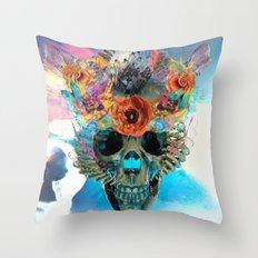 Find Myself Throw Pillow