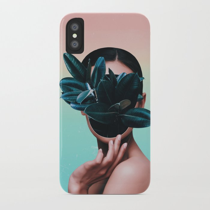 FACE PLANT iPhone Case