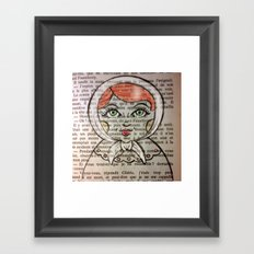 Matrioska number 2 Framed Art Print