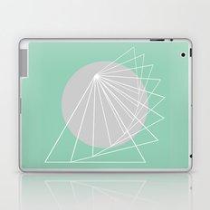 Everything belongs to geometry #5 Laptop & iPad Skin