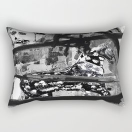 Kline horse Rectangular Pillow