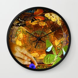 Civitate Dei   City of God  Wall Clock