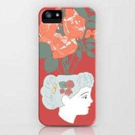those aren't roses iPhone Case