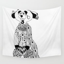 Malcolm the Maladjusted Meerkat Wall Tapestry