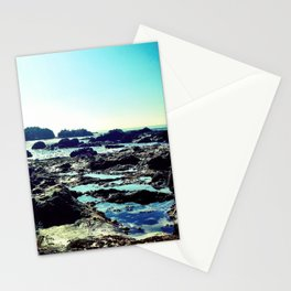 Tidepools. Stationery Cards