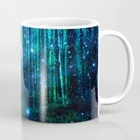 marianna Mugs featuring magical path by haroulita