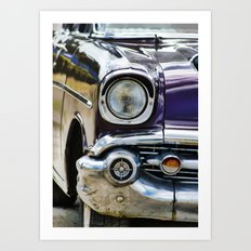 Cuban Classic Art Print