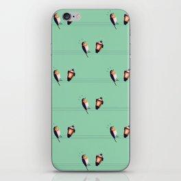 Feeling Wired (Pattern) iPhone Skin