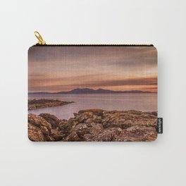 Arran Sunset Carry-All Pouch