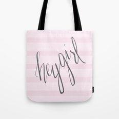 HeygirlHey Tote Bag