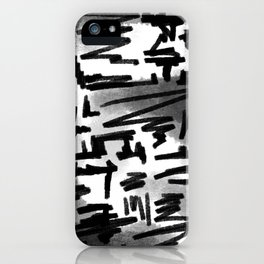 OUACHE iPhone Case