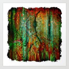 Incalt Art Print