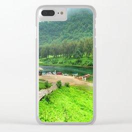 Salalah Oman 6 Clear iPhone Case