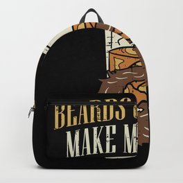 Beards And Whiskey - Gift Backpack