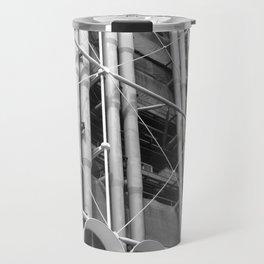 Centre Pompidou   Renzo Piano + Richard Rogers Travel Mug