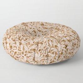 Instant Ramen Noodle II Photo Pattern Floor Pillow