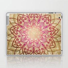 Desert Mandala Laptop & iPad Skin