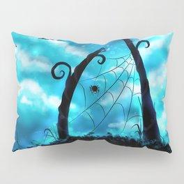 Spider's Enchanted Night Pillow Sham