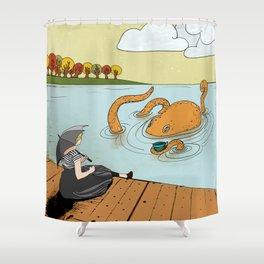 Make Believe Shower Curtain