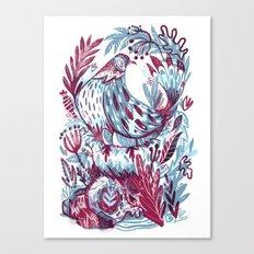 Built Canvas Print