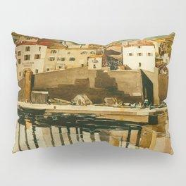 """Charles Rennie Mackintosh """"Rue du Soleil"""" Pillow Sham"""