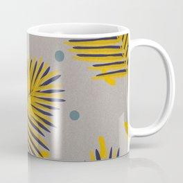 Palm leaf 1 Coffee Mug