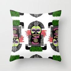 cudak egzotyczny #1 Throw Pillow