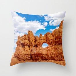Bryce Canyon National Park Throw Pillow