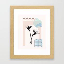 // Royal Gardens 01 Framed Art Print