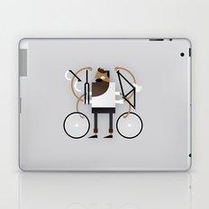 Back to Fixie Business Laptop & iPad Skin