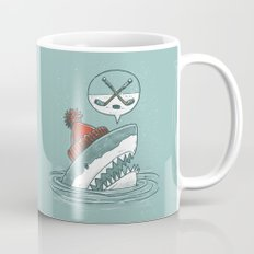 Hockey Shark Mug
