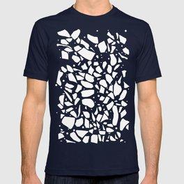 Terrazzo Spot 2 Black T-shirt