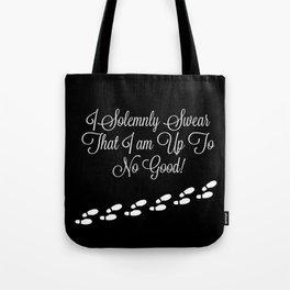 No Good Mischief Tote Bag