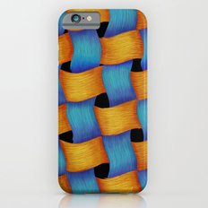 Woven - Pattern Painting iPhone 6s Slim Case