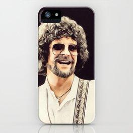 Jeff Lynne, Music Legend iPhone Case