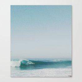 The Ride (Wedge, Newport Beach)  Canvas Print
