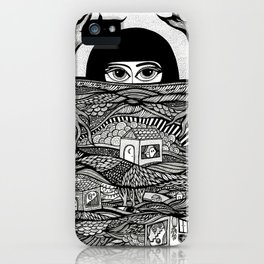 Voyeur iPhone Case