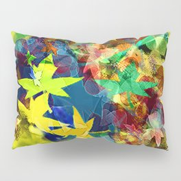 Autumn Leaves - Daylight Pillow Sham