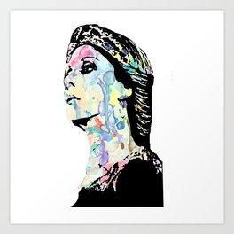 Fairuz|فيروز Art Print