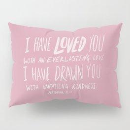 Everlasting Love x Rose Pillow Sham