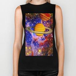 Stars and Planets Biker Tank
