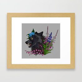 Pieces of Home Framed Art Print