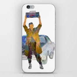 Say Anything - Lloyd Dobler (John Cusack) iPhone Skin
