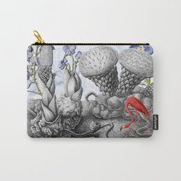 THE VISITORS Carry-All Pouch