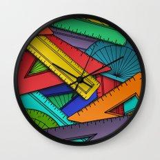 Stationary Wall Clock